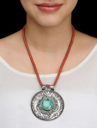 Turquiose Silver Pendant