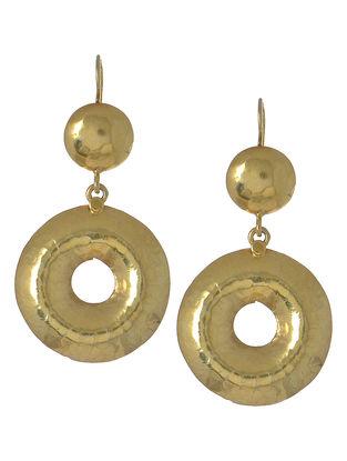 Ethno Silver Earrings