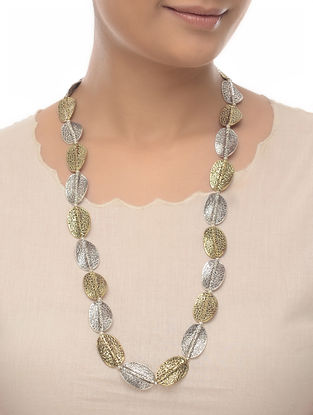 Classic Dual Tone Necklace