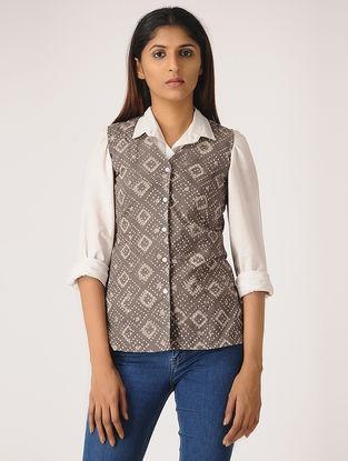 Kashish Block-printed Cotton Jacket