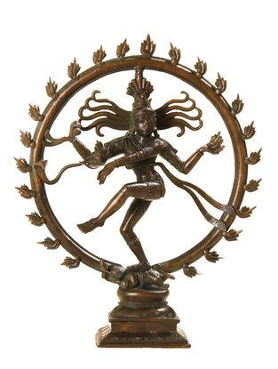 Nataraja - Anandatandava Bronze Statue - 12 Inch