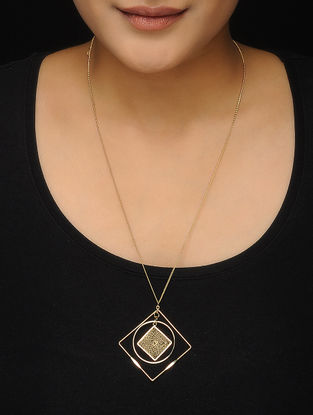 Classic Gold-plated Necklace