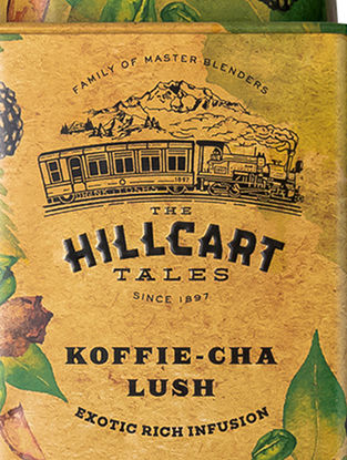Koffie-Cha Lush Tea - 75 Gm