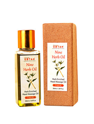 Herb Enriched Head Massage Oil - 50ML