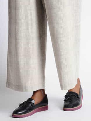 Grey Organic Cotton Culottes