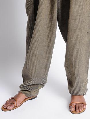 Olive Organic Cotton Pants