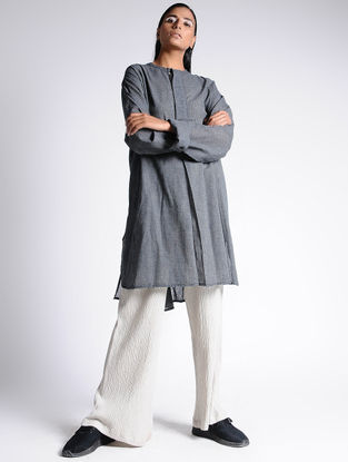 Grey Organic Cotton Tunic