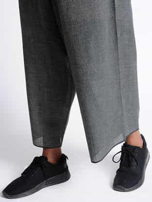 Grey Organic Cotton Culotte