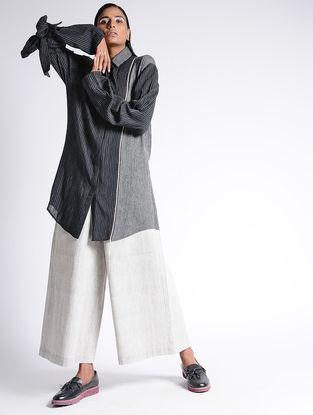 Grey Organic Cotton Shirt