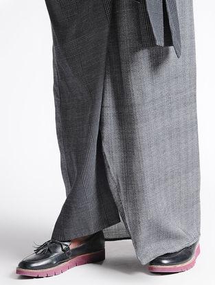 Grey Organic Cotton Skirt