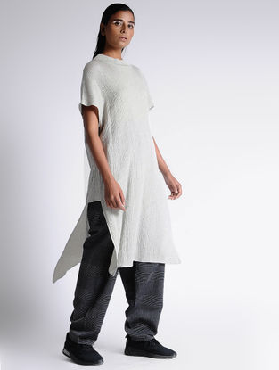 Ivory Cotton Tunic