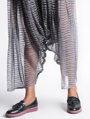 Grey Silk Pants