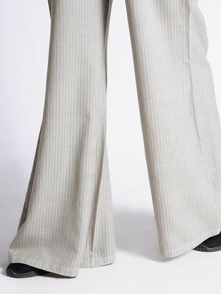 Grey Organic Cotton Pants