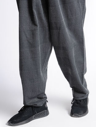 Charcoal Organic Cotton Pants