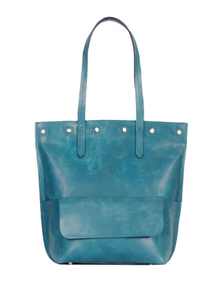 Bue Hand-Crafted Leather Tote