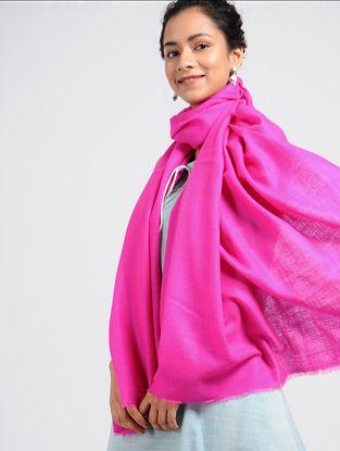Pink Pashmina/Cashmere Shawl