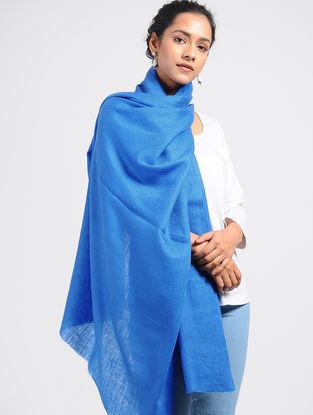 Blue Pashmina/Cashmere Shawl