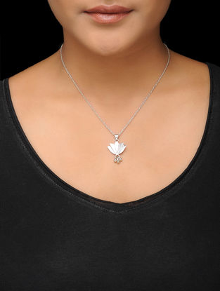 Classic Silver Necklace