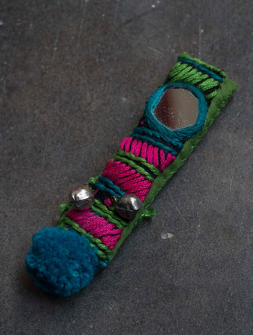 Multicolored Handcrafted Brooch
