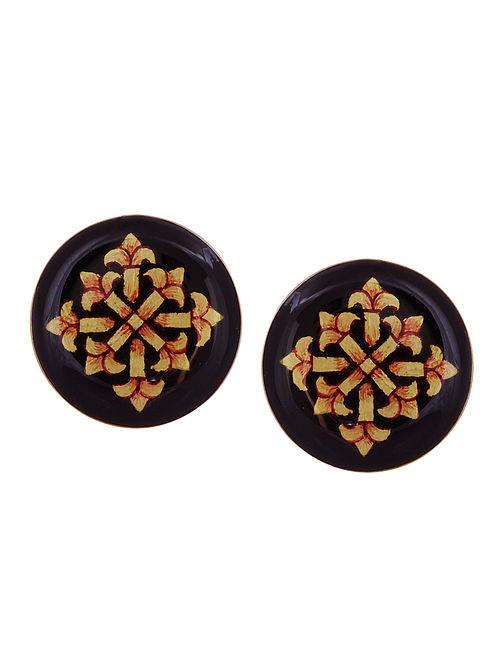 Black Nawalgarh Cufflinks