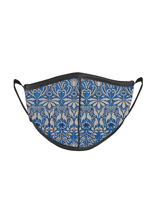 Pakshi Digital Printed 7 Layered Mask