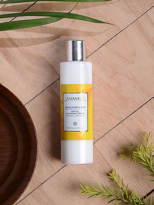 Sandalwood & Rose Gentle Cleansing Cream - 200 ml