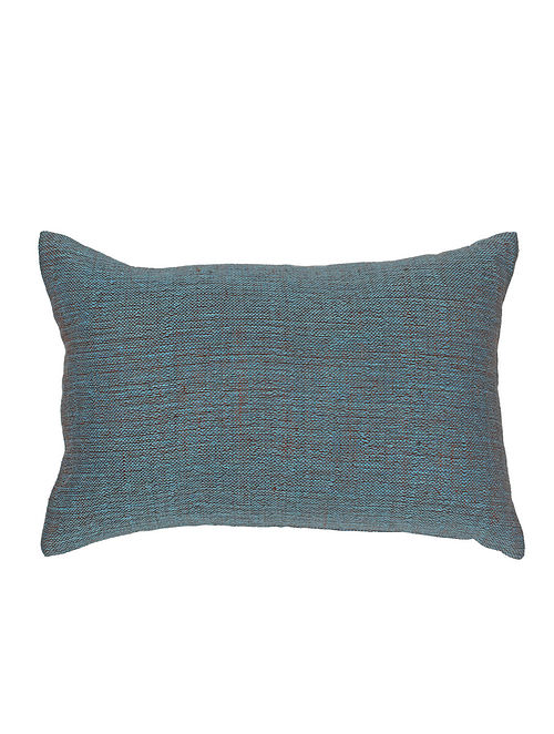 Solid Viscose-Chenille Cushion Cover - 20in x 14in