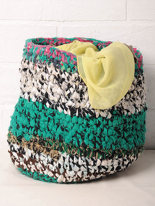 Recycled Waste Basket 13in x 16in x 8.5in
