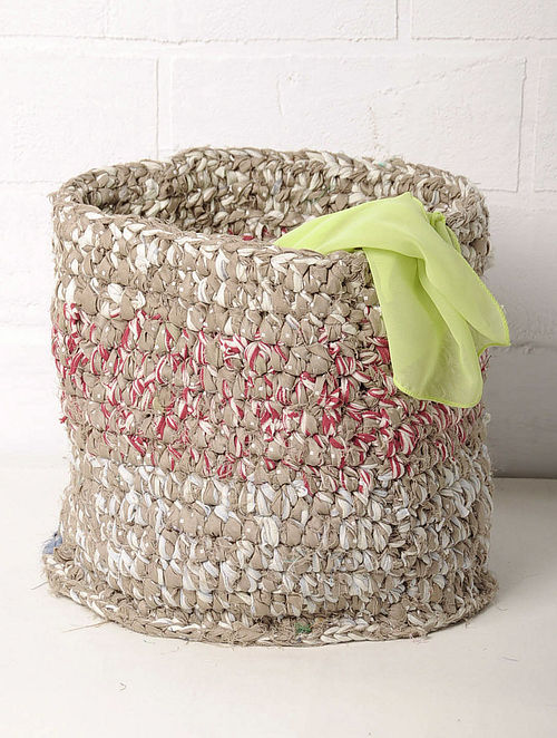 Recycled Waste Basket 11in x 15in x 11in