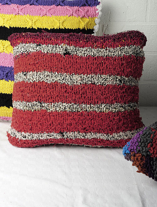 Recycled Cushion Cover 16in x 14in