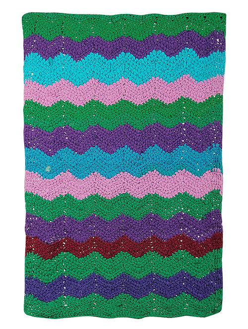 Recycled Rectangle Rug-Small 36in x 23in