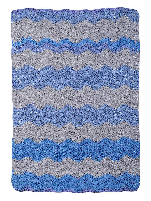 Recycled Rectangle Rug-Small 38in x 26in
