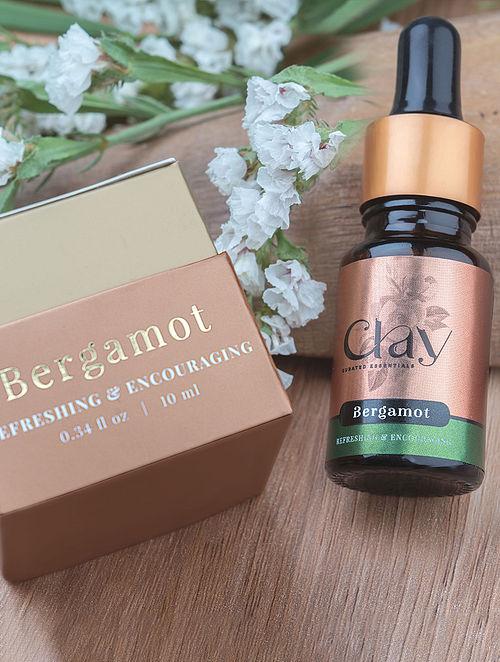Pure Bergamot Essential Oil (10ml)