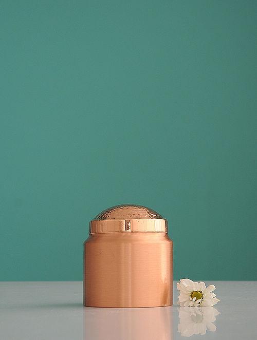 Prasadam Golden Copper Martaban (L:3.3in, W:3.3in, H:0.144in)