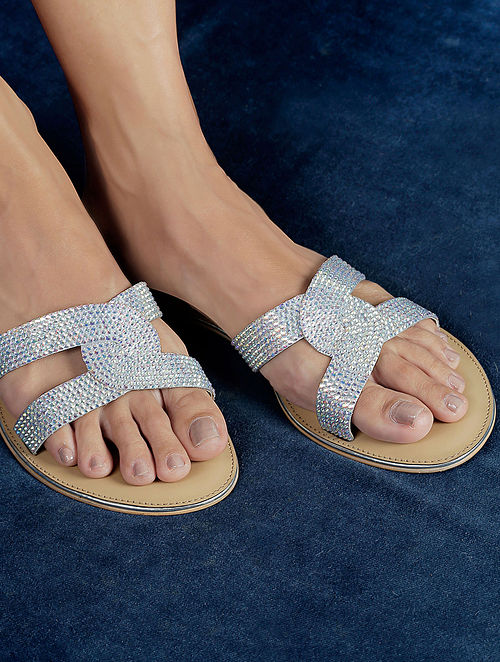 Silver Handcrafted Flats