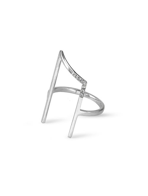 Classic Silver Ring (Ring Size: 15)