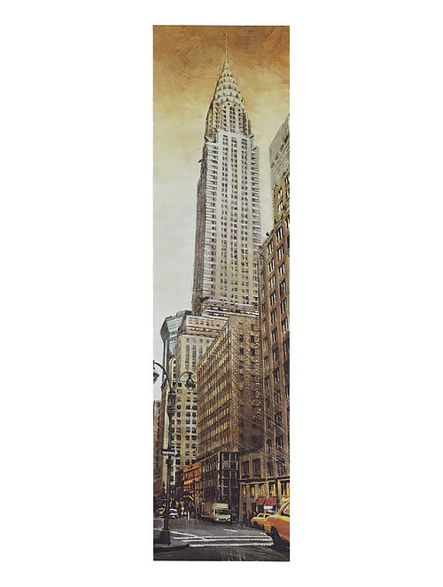 The Chrysler Building Print on Paper