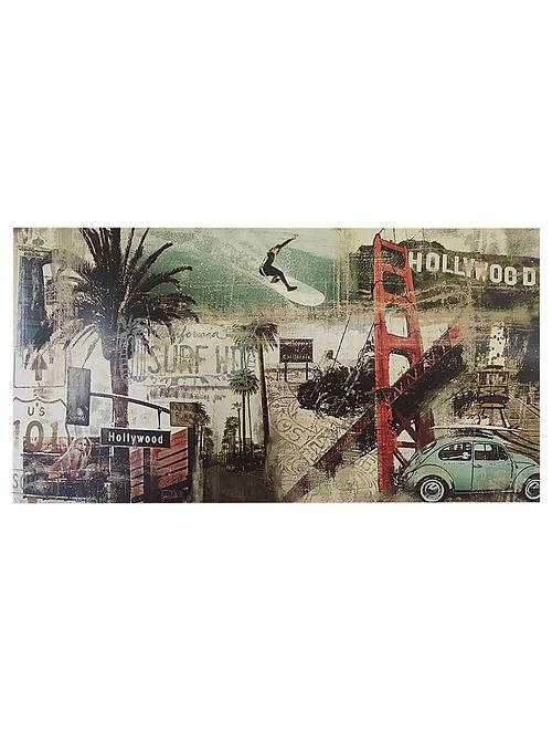 California Print on Paper - Tyler Burke