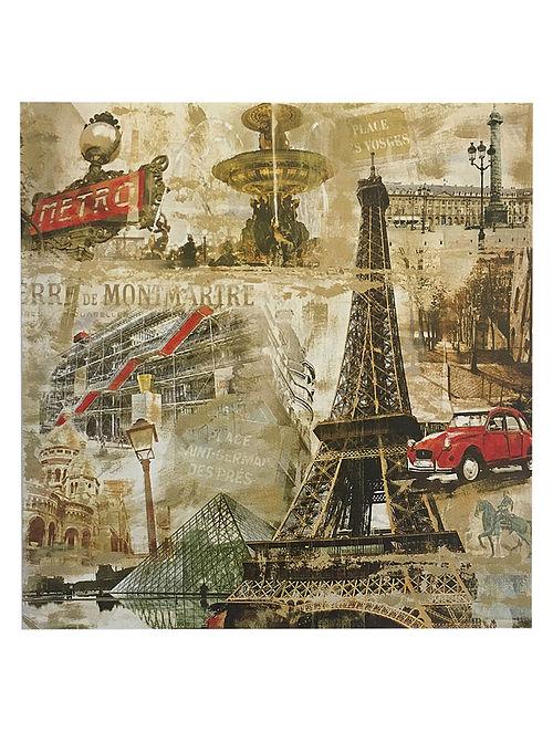 Paris Print on Paper - Tyler Burke