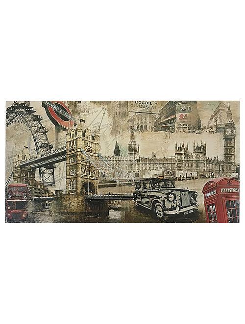 London Print on Paper - Tyler Burke
