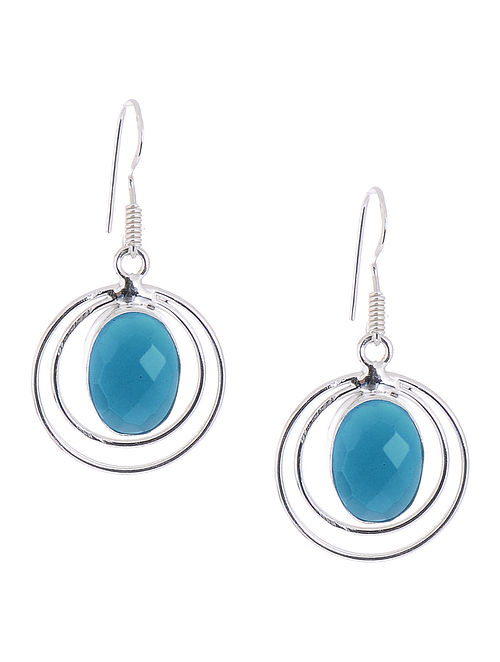 Classic Blue Earrings
