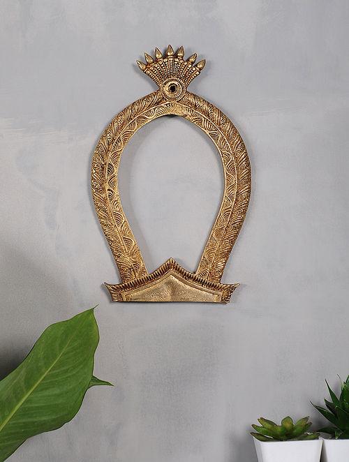 Brass Prabhavali (15.2in x 9.5in)