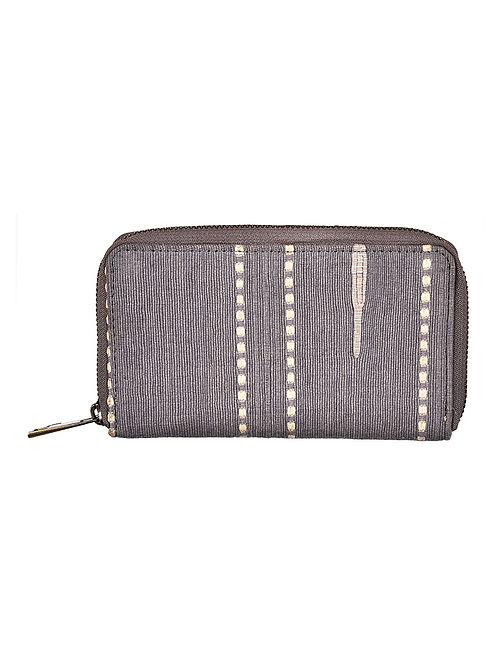 f3beebfe1a4f Buy Grey Hand Woven Cotton Wallet Online at Jaypore.com