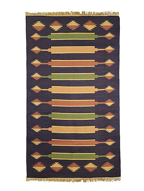 Multi-Color Cotton Punja Durrie 60in x 36in