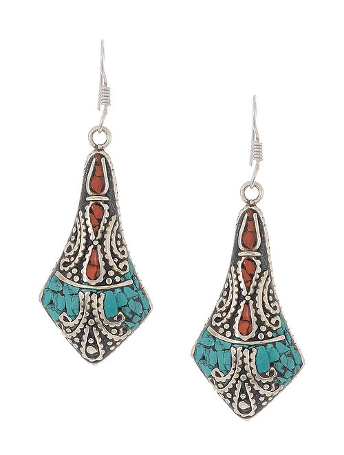 a828953c8 Buy Turquoise Earrings Online at Jaypore.com