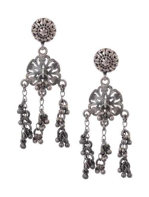 Vintage Silver Earrings