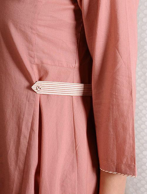 Pink Cotton Kurta