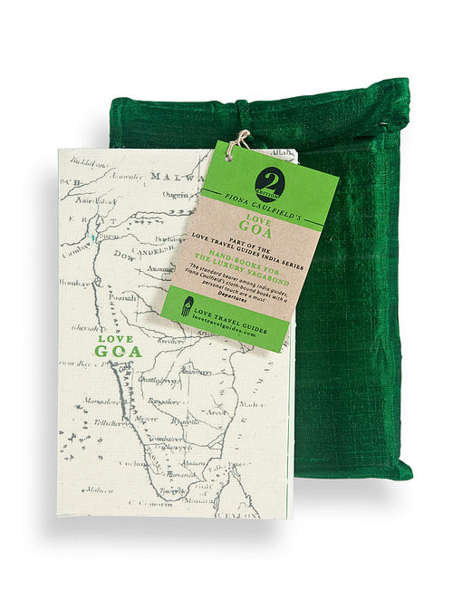Love Goa - Silk Pouch (2nd Edition)