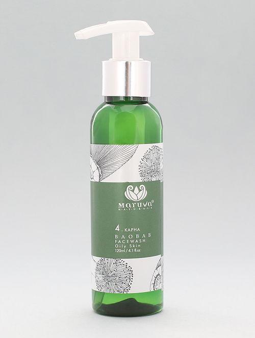 Kapha Baobab Face Wash (120ml)