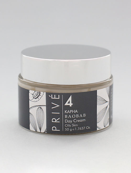 Prive Kapha Baobab Day Cream (50g)